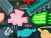 """""""glowing melon"""", 170 x 230 cm, Acryl auf Nessel, 2003"""